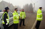 Poliţia scoate în stradă efective sporite