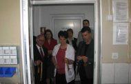 Salon ultramodern la oncologia Spitalului Judeţean