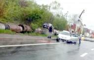 Anchetă în cazul accidentului de pe strada Basarabiei