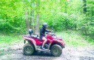 În inima pădurii Trivale: la pas, cu bicicleta sau călare pe ATV