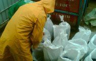 Deşeuri descoperite la o firmă din Bradu