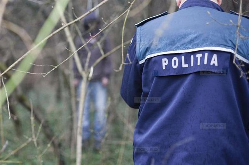 CRIMINALUL S-A SPÂNZURAT