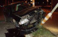 Patru răniţi într-o maşină condusă de un şofer băut
