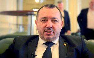 Cătălin Rădulescu, deputat PSD de Argeş