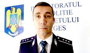 Mădălin Zamfir este noul şef al Centrului Operaţional