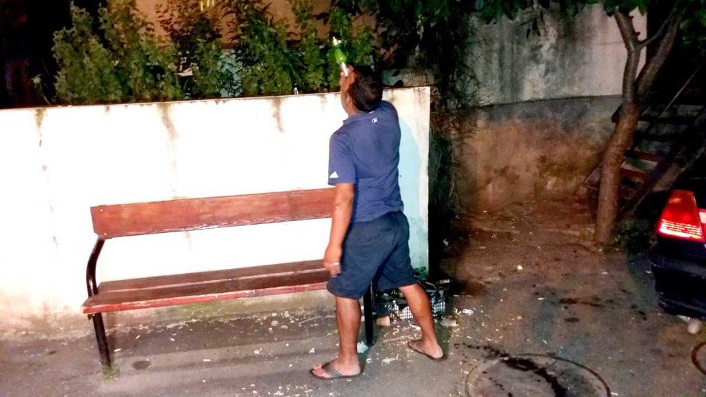 Cazuri extreme cu alcooliști în Pitești