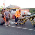 FEMEIE RĂNITĂ în ACCIDENT la PITEȘTI!