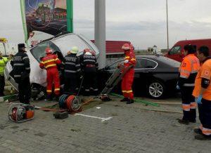 ACUM! Accident rutier cu 3 victime, dintre care doi copii