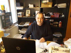 Florian Linte, unul dintre păgubiţi