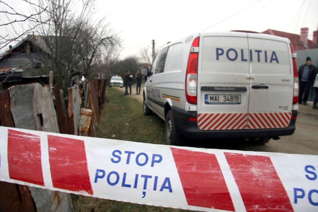 Bebeluş găsit MORT la sediul unei firme din Topoloveni