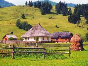 Moartea satului românesc