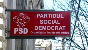PSD Argeş, din nou pe dinafară