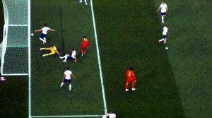 Belgia bate Anglia, scor 1-0 şi se califică cu maximum de puncte