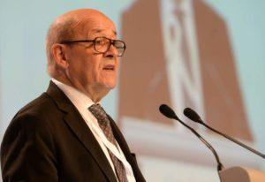 Asalturile coaliţiei PSD-ALDE asupra Justiţiei, condamnate ferm de ministrul francez de Externe