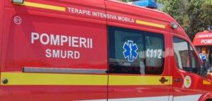 ACUM - Accident la Stoeneşti cu doi răniţi!