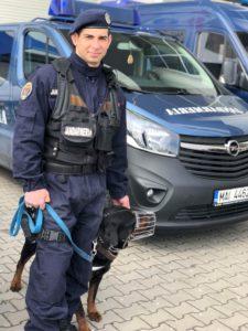 Jandarmeria veghează la liniştea şi ordinea publică la manifestările de la final de săptămână