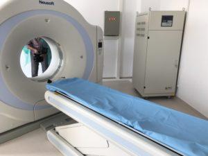 Tomograful de la Pediatrie, şi pentru adulţi