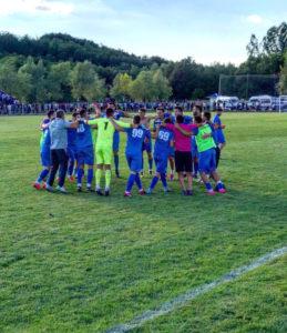 Unirea Bascov, lider în Liga a treia