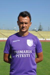 Fostul căpitan al lui FC Argeş, George Cotigă, pus pe liber
