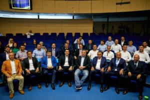 Trei foşti fotbalişti de la FC Argeş, antrenori cu licenţă PRO. Nicolae Dică a intrat şi el în legalitate
