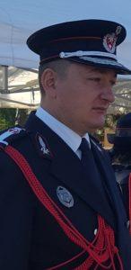 Maiorul Alin Berevoescu, noul prim-adjunct al şefului ISU Argeş
