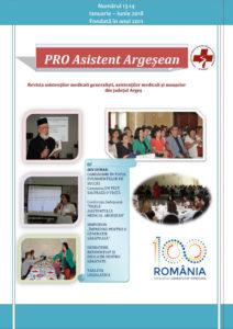 REVISTA PRO ASISTENT ARGEȘEAN, EDIȚIA NOUĂ