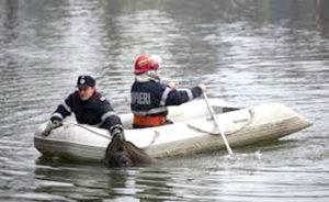 Pescar înecat la Miceşti