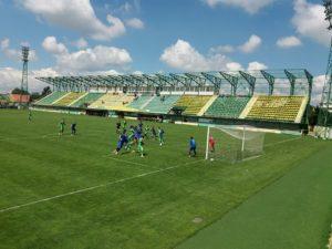 CS Mioveni, amical prietenos cu Pandurii, scor 0-0