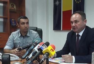 Şeful Poliţiei Argeş, prieten cu ministrul de Interne
