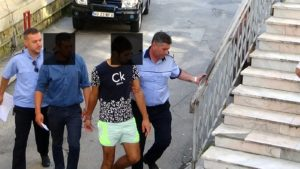 Tâlharii de la Boteni, sub control judiciar