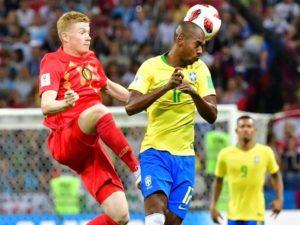 Belgia, marea surpriză a Mondialului din Rusia: 2-1 cu Brazilia