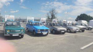 Dacia, 50 de ani de tradiţie