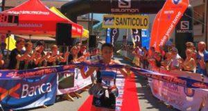 Atleta Denisa Dragomir câştigă tot: al treilea triumf la Maratonul Cerului