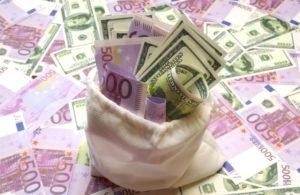 Cotațiile euro au coborât până la 4,644 lei
