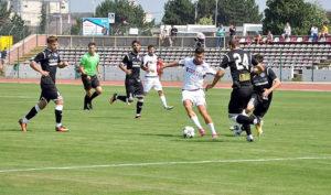 FC Argeş, doar un egal cu Academica Clinceni în al doilea amical