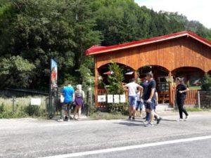 Turiştii, revoltaţi că nu pot vizita cetatea