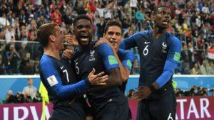 Franţa, noua campioană mondială la fotbal, după 4-2 în finală cu Croaţia
