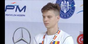 Emoţii pentru Laurenţiu Haiducu la Campionatul European