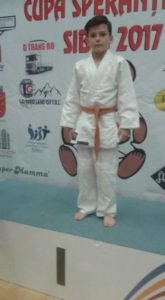 Trei judoka argeşeni pe podiumul Balcaniadei