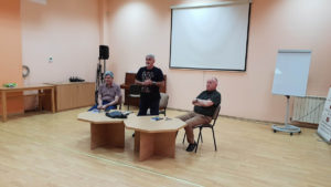 Dr. Viorel Pătraşcu continuă saga scrierilor de călătorie cu