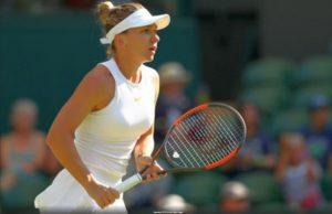 Simona Halep, victorie la Wimbledon împotriva Saisai Zheng