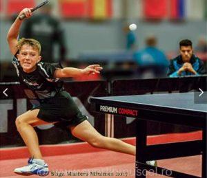 Argeşeni la Campionatele Europene de Tenis de masa pentru Cadeţi şi Juniori