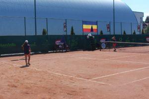 Peste 70 de jucători la Argeş Cup Dr. Oetker, la tenis de câmp