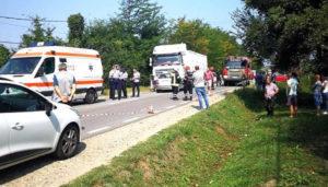O femeie a murit într-un accident la Băiculeşti