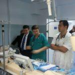 Un medic cum am vrea să fie şi alţii: cardiologul dr. Cătălin Uşurelu