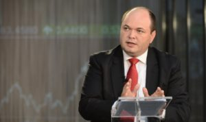 Ionuţ Dumitru, preşedintele Consiliului Fiscal: