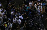 Mitingul din Bucureşti s-a încheiat azi noapte. Jandarmeria a intervenit în forţă. Sute de răniţi