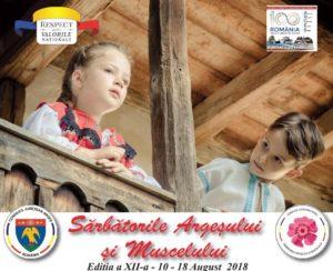Programul complet al Sărbătorilor Argeşului şi Muscelului 2018
