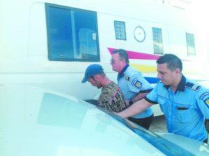 Tentativă de furt dejucată la Cotmeana