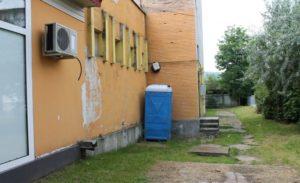 Criză de toalete publice la Curtea de Argeş